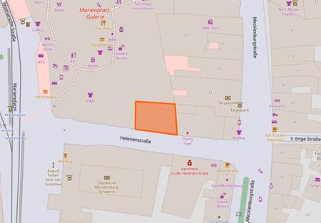 Schwerin, Praxisausbau, Reparaturen und Sanierungsarbeiten in der Helenenstrasse 5.